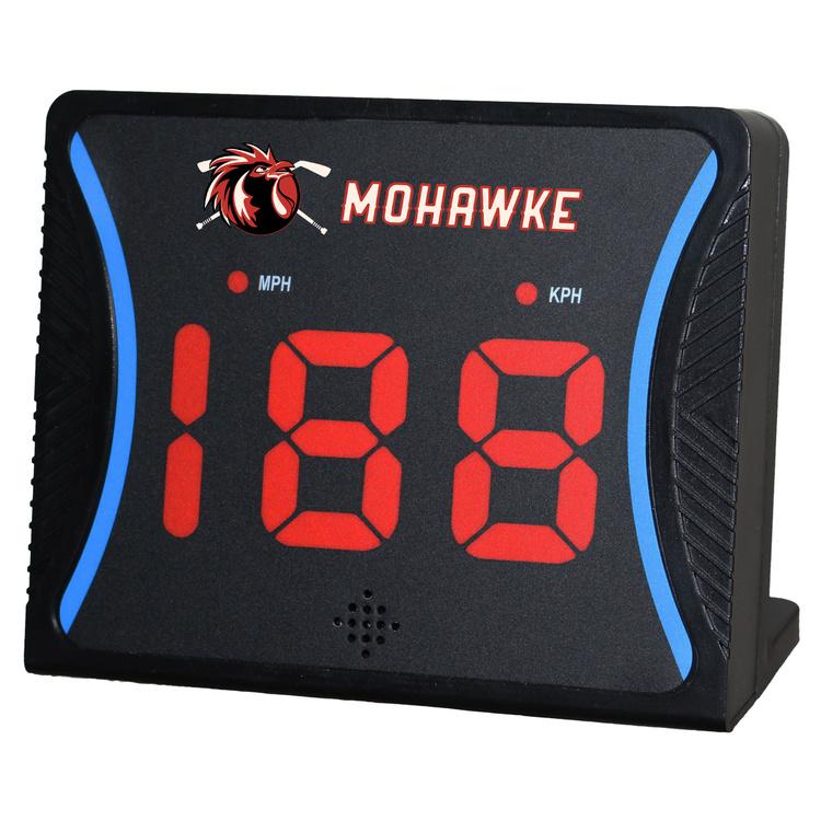 Hockey Speed Radar.