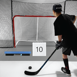 Starskills Hockey Pro Flooring Tiles Premium Shooting Kit 10-Pack