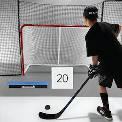 Starskills Hockey Pro Flooring Tiles Premium Shooting Kit 20-Pack
