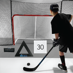 Starskills Hockey Pro Flooring Tiles Premium Shooting Kit 30-Pack