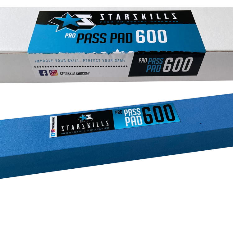 Pro Pass Pad 600 Hockey Passare