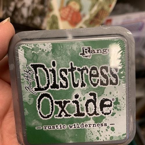 Distress ink Rustic Wilderness