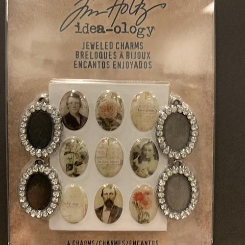 Jeweled charms