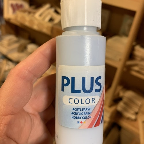 Plus color ljusgrå 60 ml