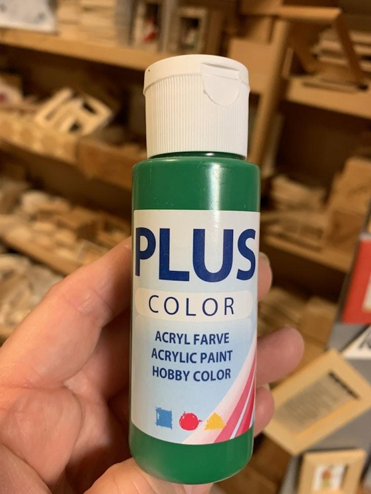 Plus color grön 60 ml