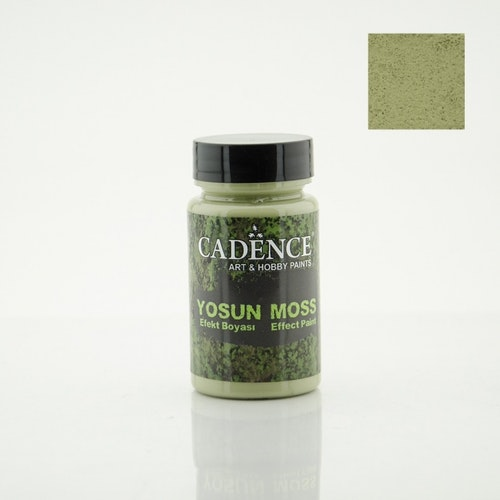 3633 Lıght Green Moss Effect Paint 90 ml
