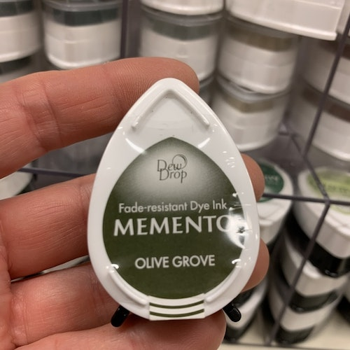 Olive groove