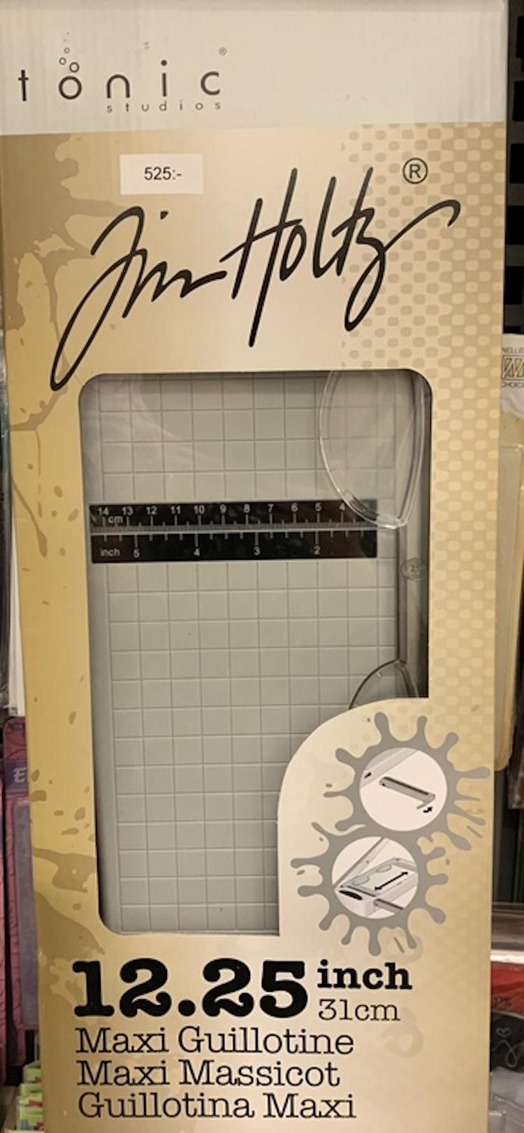 Maxi Guillotine 12,25 inch 31 cm, finns endast i butik, skickas ej.