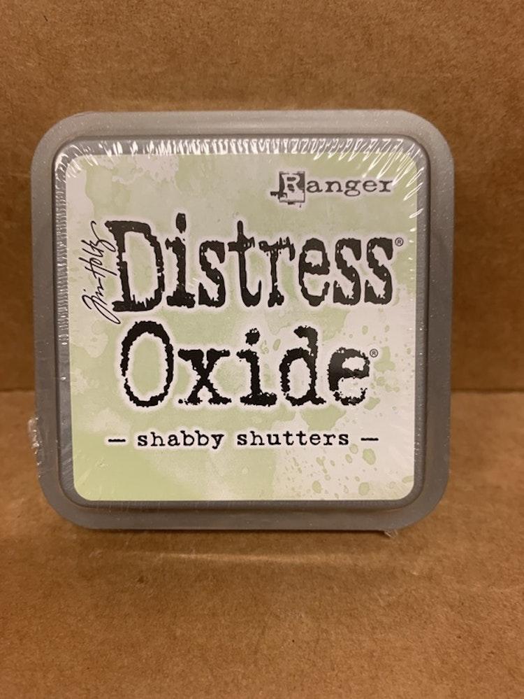 Shabby shutters