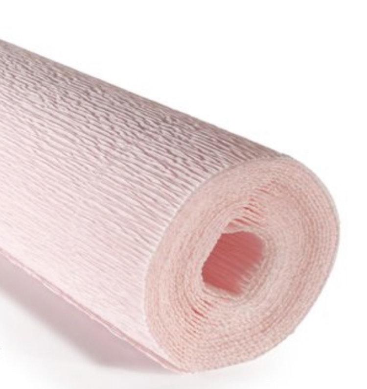 COD. 569 CREPE PAPER Gr.180  Light Pink