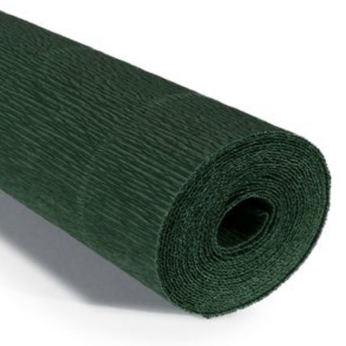 COD. 561 FLORIST CREPE PAPER 180g - Forest Green  Forest Green