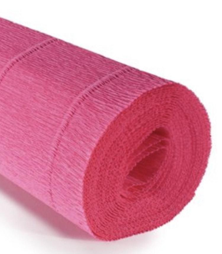 COD. 571 CREPE PAPER Gr.180  Hydrangea Pink