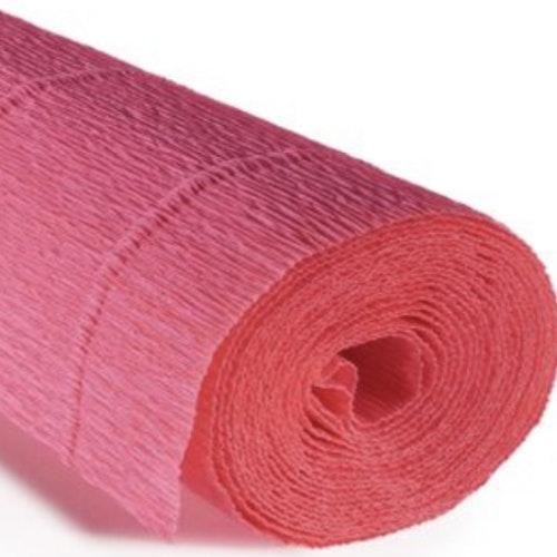 COD. 551 CREPE PAPER Gr.180  Shocking Pink