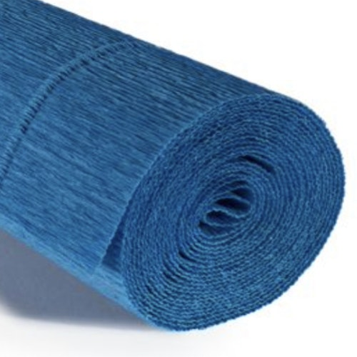 COD. 957 CREPE PAPER Gr.140  Turquoise