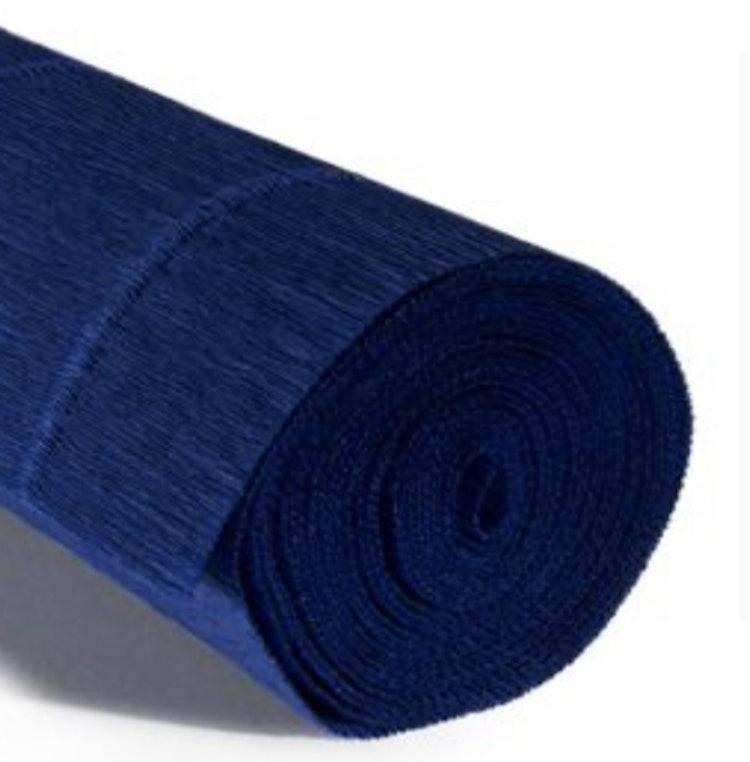 COD. 955 CREPE PAPER Gr.140  Blu Turchese