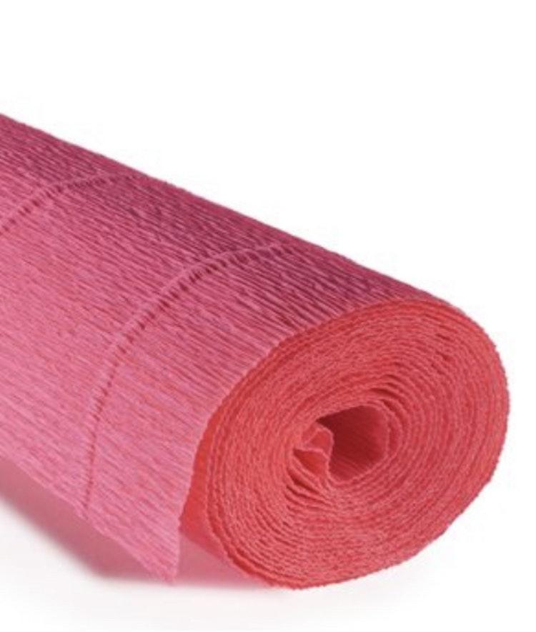 COD. 951 CREPE PAPER Gr.140  Shocking Pink