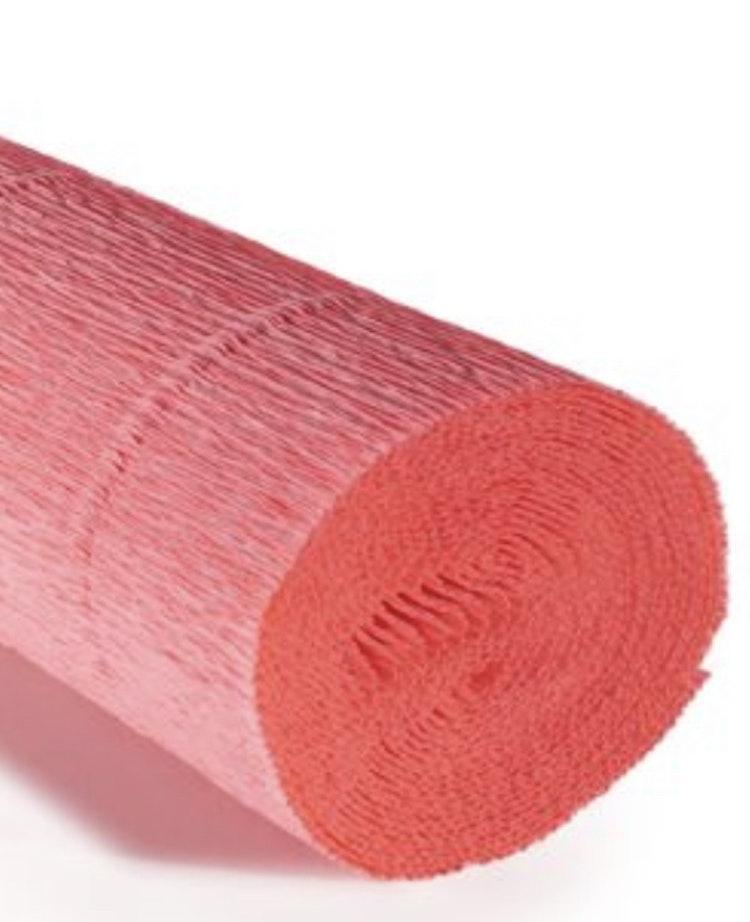 COD. 901 CREPE PAPER Gr.140  Carnacino Pink