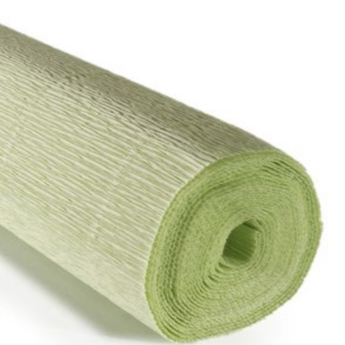 COD. 966 CREPE PAPER Gr.140  Water Green