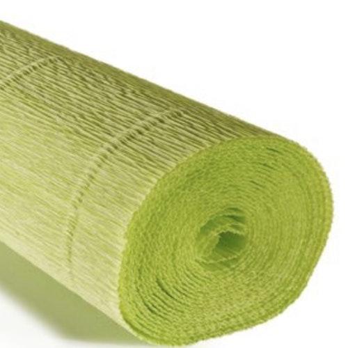 COD. 958 CREPE PAPER Gr.140  Acid Green