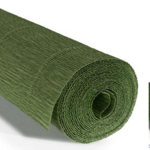 COD. 965 FLORIST CREPE PAPER 140 g. - Mint Green  Mint Green Mint Green