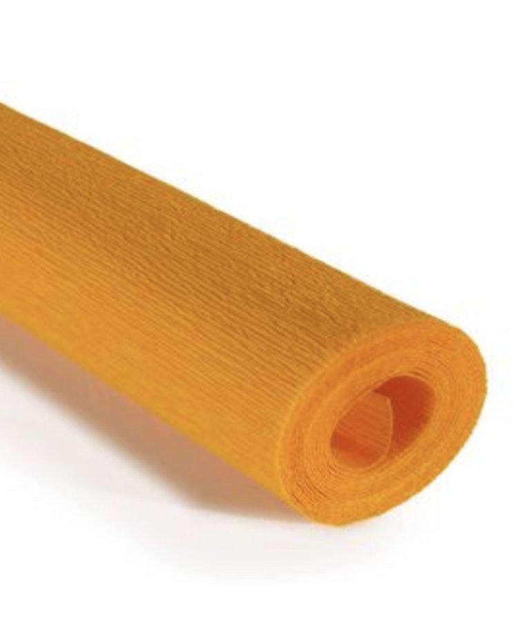 COD. 370 CREPE PAPER 90g 50x150 - Daisy Yellow