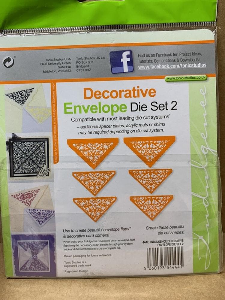 Dies Decorative envelope