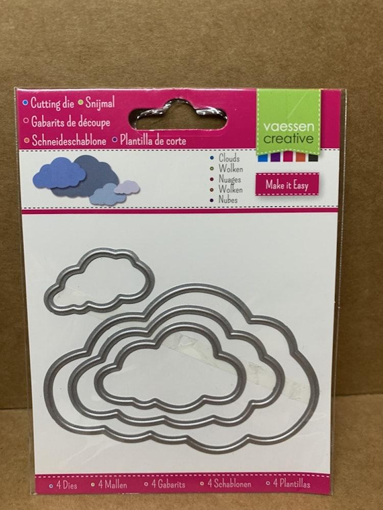 Dies moln 4 st