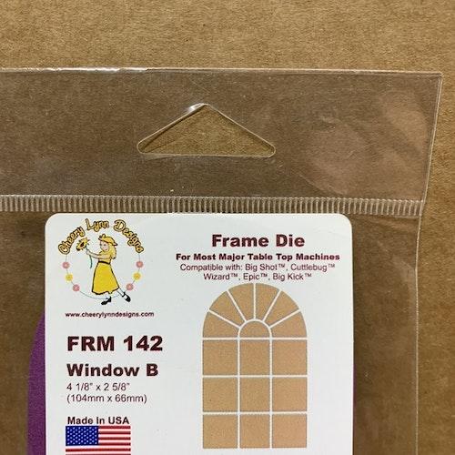 Dies Cheery Lynn FRM142 Window B