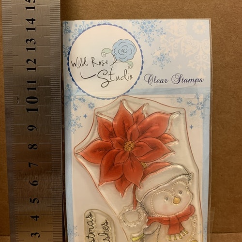 Wild rose studio clearstamps
