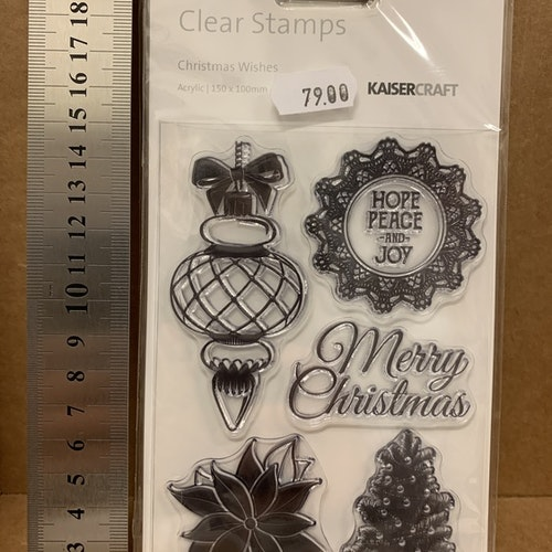 Clearstamps JUL