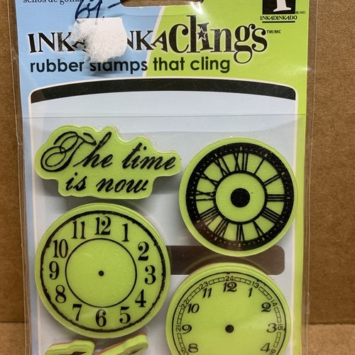 Cling stamps ord.pris 69kr