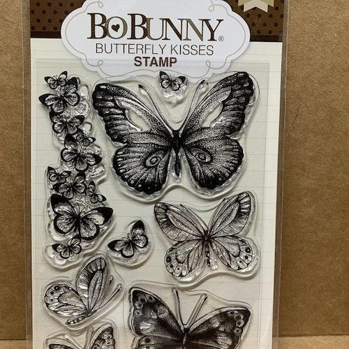 B 9, Clearstamps fjärilar