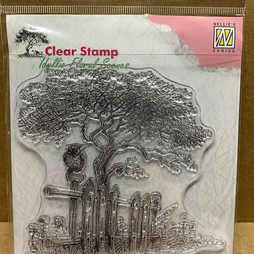 B 16, clearstamp