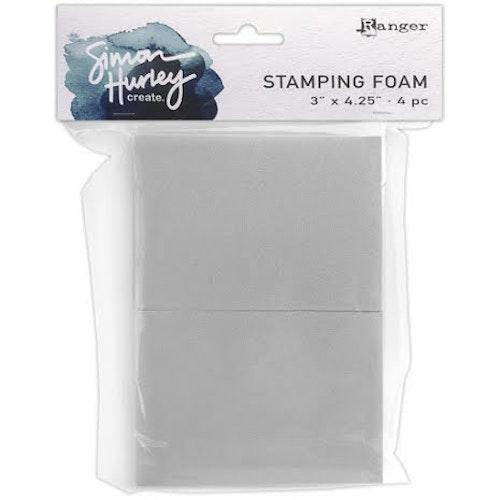 Simon Hurley create. Stamping Foam