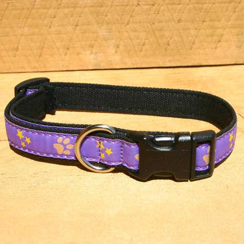 Good Dog Company / Canvas / Paws n Stars / Halsband L