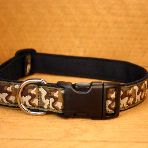 Good Dog Company / Canvas / CamoDog / Halsband S