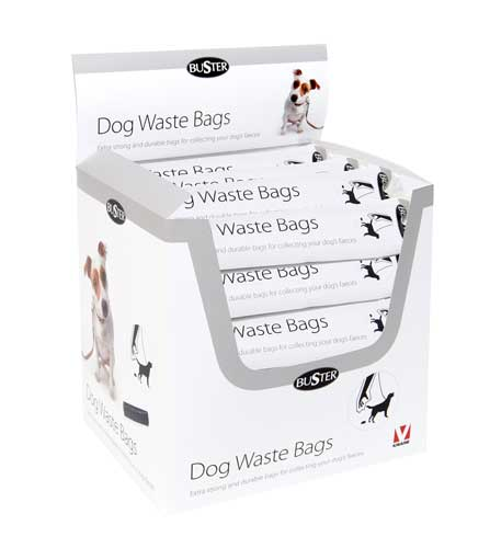 Buster Dog Waste Bags