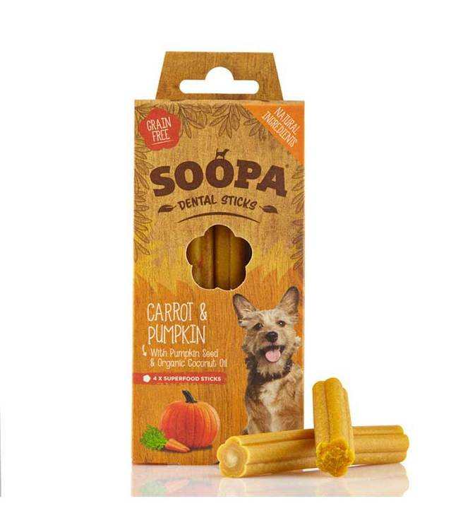 Soopa / Carrot & Pumpkin Sticks