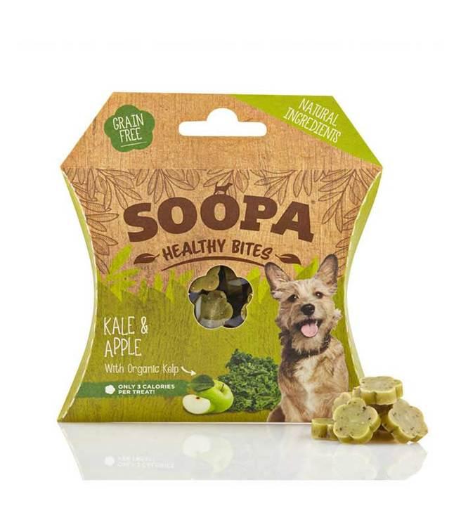 Soopa / Kale & Apple Bites