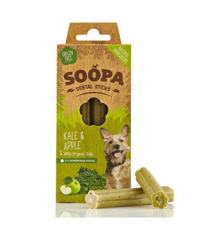 Soopa / Kale & Apple Sticks