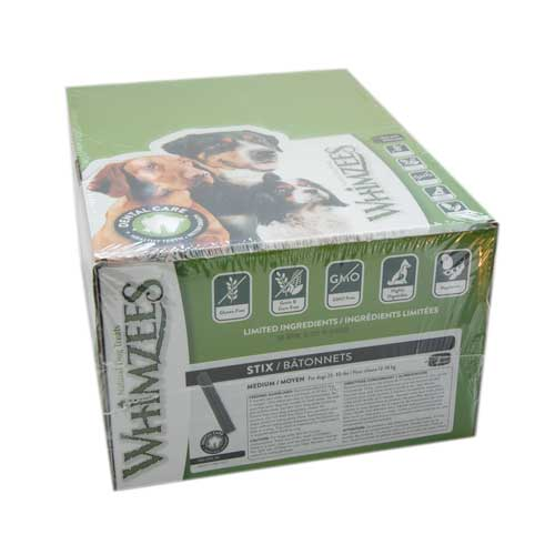 Whimzees Stix Medium Storpack