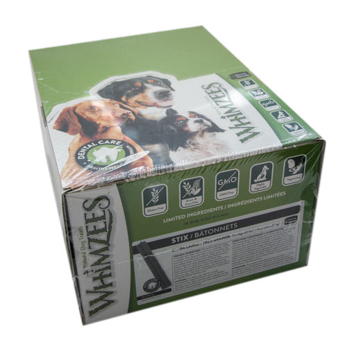 Whimzees Stix XL Storpack