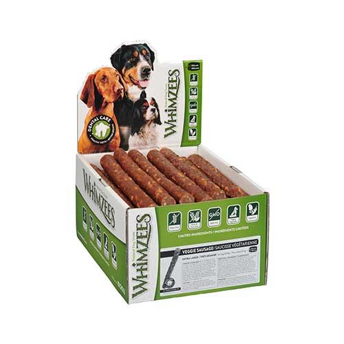 Whimzees Veggie Sausage XL Storpack