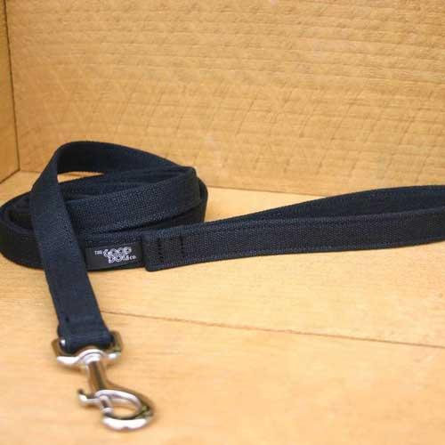 Good Dog Company / Hemp Basic / Black / Leash