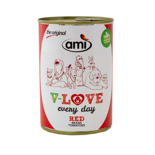 AMI DOG Wet RED 400g
