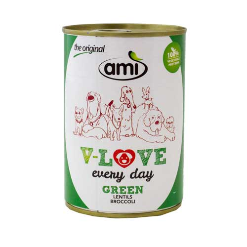 AMI DOG Wet GREEN 400g