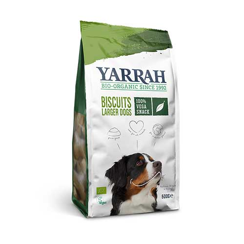 Yarrah Biscuits Larger Dogs