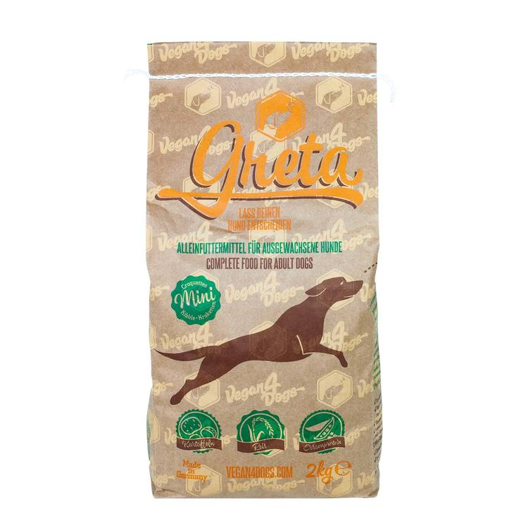 Vegan4Dogs Greta Mini