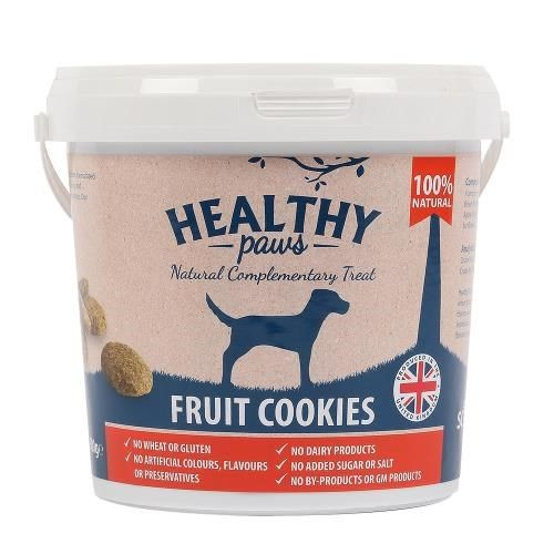 Healthy Paws / Fruit Cookies 500g