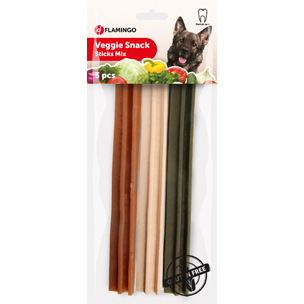 Veggie Snack Mixed Sticks 3x18cm